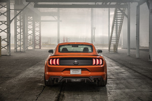 Ford Mustang Ecoboost High Performance Package 2020 Wallpaper