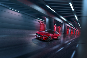 Ford Mustang EcoBoost SIP 10k Wallpaper