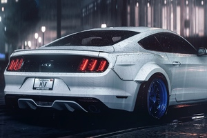 Ford Mustang GT 2016 Wallpaper