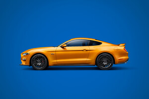 Ford Mustang GT 2018 New Wallpaper