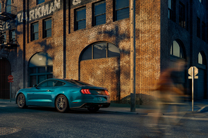Ford Mustang Gt 2019 4k