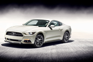Ford Mustang GT 50 Years Edition
