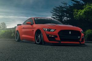 Ford Mustang Gt Chicali Customs 5k Wallpaper