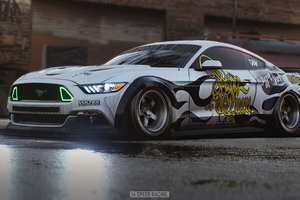 Ford Mustang Gt Drag King Need For Speed