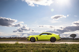 Ford Mustang Gt Fastback 3 4k Wallpaper