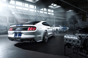 Ford Mustang GT350 2021 Wallpaper