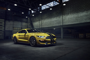 Ford Mustang GT350 4k 2021