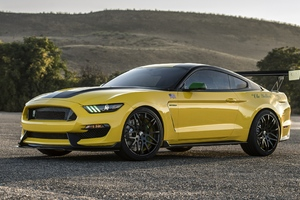 Ford Mustang Gt350 Wallpaper