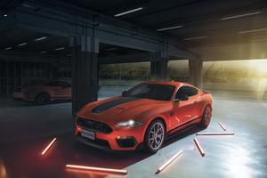 Ford Mustang Mach1 Wallpaper