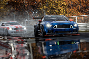 Ford Mustang RTR Project Cars 2 4k