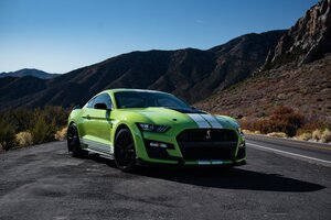 Ford Mustang Shelby GT500 5k 2020 Wallpaper