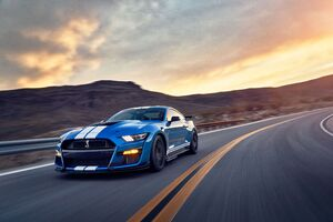 Ford Mustang Shelby Gt500 5k Wallpaper