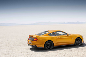 Ford Mustang V8 GT Performace Pack