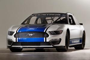 Ford NASCAR Mustang 2019