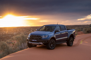 Ford Ranger Raptor 2019 5k Wallpaper