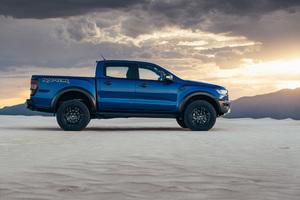 Ford Ranger Raptor Side View 2019 Wallpaper