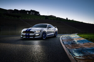 Ford Shelby GT350 4k