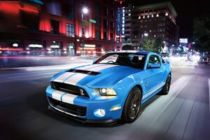 Ford Shelby GT500 Wallpaper