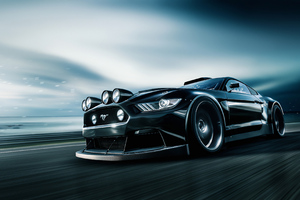 Ford Stallion Wallpaper