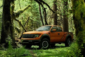 Ford Truck Raptor Wallpaper