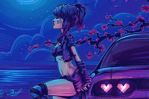 Foreover Love Girl 4k