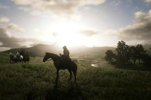 Forsaken Cowboy Red Dead Redemption 4k