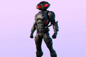 Fortnite Black Manta Skin Outfit