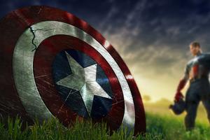 Fortnite Captain America 4k