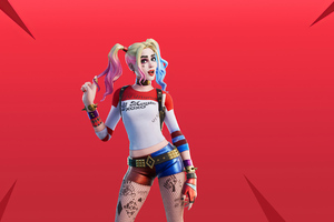 Fortnite Harley Quinn 2020 Wallpaper