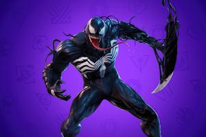 Fortnite Marvel Series Venom 4k Wallpaper