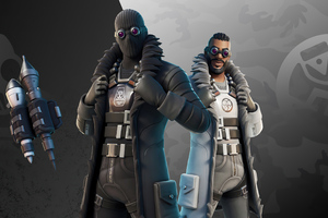 Fortnite Renegade Shadow Outfit 4k