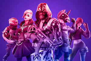 Fortnite Season 2 Hype Nite And Hype Nite Plus Wallpaper