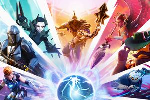 Fortnite Season 5 The Zero Point Wallpaper