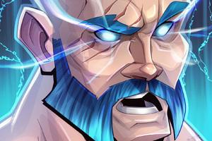 Fortnite Thor Ragnarok Art