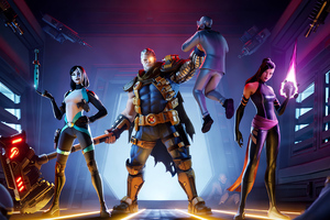 Fortnite X Force 4k 2020