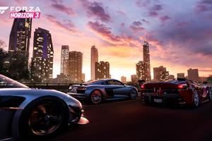 Forza Horizon 3 2016