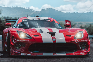 Forza Horizon 3 Dodge Viper Srt Muscle Car 4k