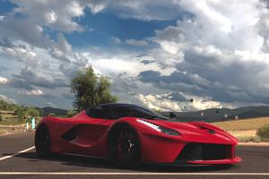 Forza Horizon 3 Ferrari 4k
