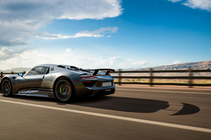 Forza Horizon 3 Porsche 918 Spyder