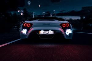 Forza Horizon 3 Zenvo 4k