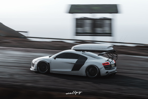 Forza Horizon 4 Audi 4k Wallpaper