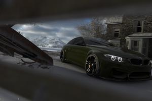 Forza Horizon 4 Bmw 4k