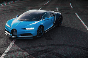 Forza Horizon 4 Bugatti Chiron 4k Wallpaper