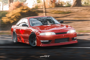 Forza Horizon 4 Drift