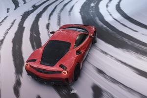 Forza Horizon 4 Ferrari 4k