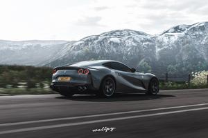 Forza Horizon 4 Ferrari