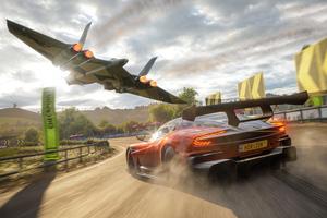 Forza Horizon 4 Game Chase