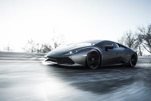 Forza Horizon 4 Lamborghini Huracan LP 610 4 4k Wallpaper