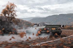 Forza Horizon 4 Mazda Drift Wallpaper