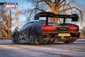 Forza Horizon 4 Mclaren 4k